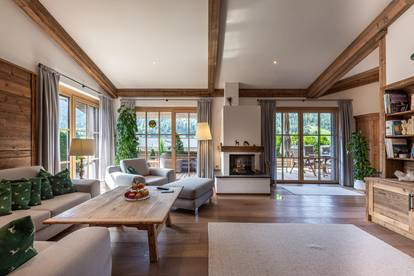 Traumhafte Dachterrassenwohnung mit Kaiserblick