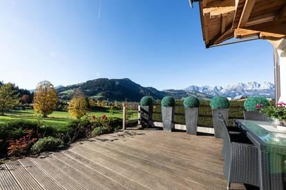 Kitzbühel – Beeindruckendes Landhaus mit atemberaubendem Kaiserblick