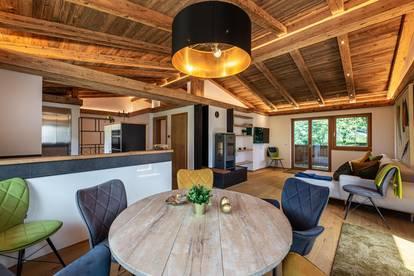 Alpin-Chic - Exklusive Wohnhaushälfte in zentraler Sonnenlage von Reith #1