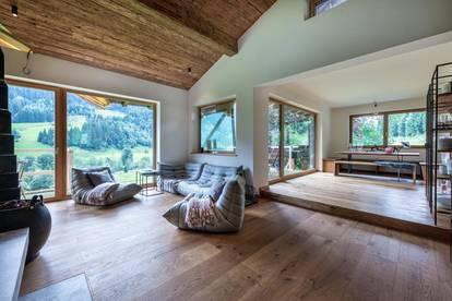 Attraktive Dachgeschoßwohnung mit Weitblick