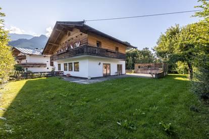 Sonniges Grundstück mit Altbestand in Aussichtslage - Aurach bei Kitzbühel