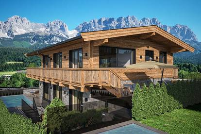 "Extravagante Chalets in unmittelbarer ""Ski-in & Ski-out""-Lage"