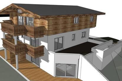 Neubauwohnung mit Terrasse und Garten ( 03623 )