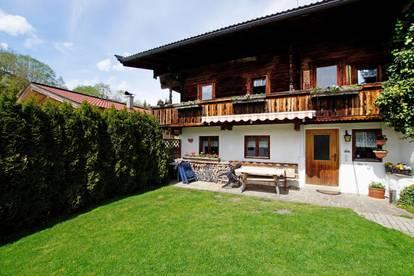 Rustikales Bauernhaus in absoluter Ruhelage ( 03455 )