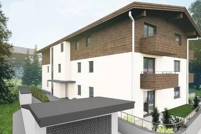 Moderne 3-Zimmer-Wohnung mit Bergblick ( 2019-03252 )