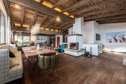 Exklusive Doppelhaushälfte in Skiliftnähe ( 03932 )