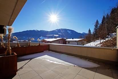 Große Terrassenwohnung mit Fernblick ( 2020-03325 )