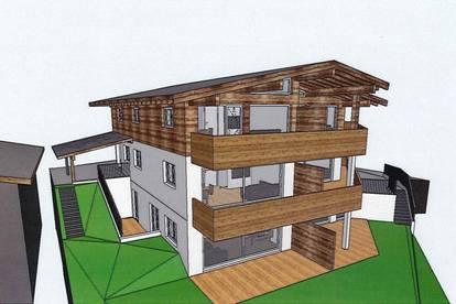 Neubau-OG-Wohnung in Waidring ( 04037 )
