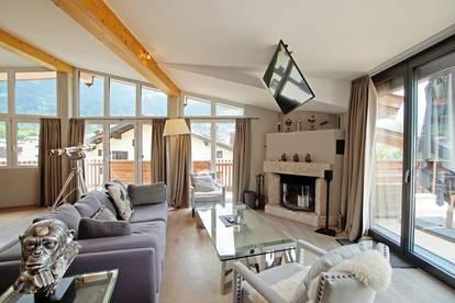 Penthouse in Kitzbüheler Zentrumsnähe ( 03509 )