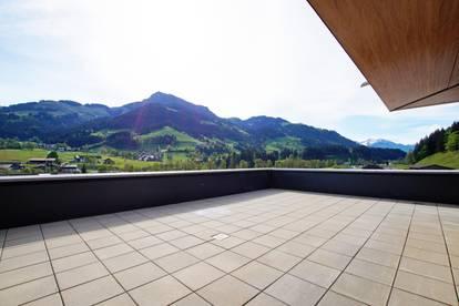 Moderne DG-Wohnung mit Panoramablick ( 2020-03464 )