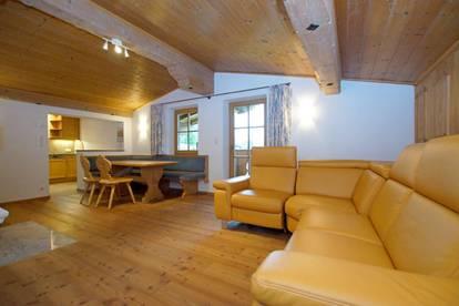 Freizeitwohnsitz-DG-Wohnung in Skiliftnähe ( 2019-03239 )