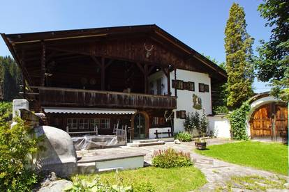 Rustikales Herrenhaus in der Kelchsau ( 02055 )