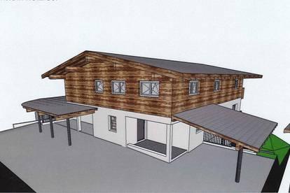 Neubau-Gartenwohnung in Waidring ( 03605 )