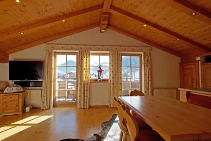 Dachgeschosswohnung mit Freizeitwohnsitz ( 2020-03306 )
