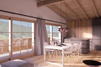 Neubau-DG-Wohnung in ruhiger Skiliftnähe ( 2019-03212 )