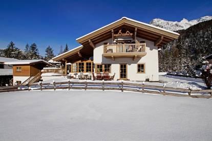 Traumhafte Villa inmitten der Alpen ( 03335 )