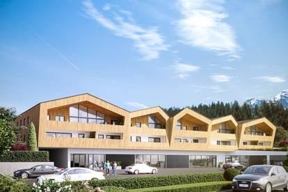 Neubau- Dachgeschosswohnung in Hochfilzen ( 04206 )