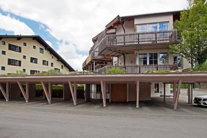 Zentrumsnahe EG-Wohnung in Kitzbühel ( 03496 )