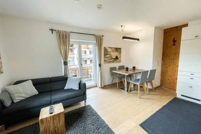 Kleine Wohnung im modernen Tiroler Stil ( 04054 )
