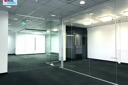 Hochwertige Büroflächen mit sehr guter Verkehrsanbindung