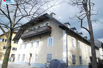 2-Zimmer-Dachgeschoßwohnung in Gnigl