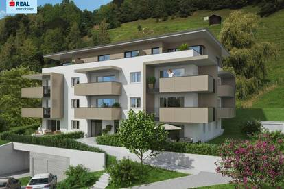 Terrassenwohnung in Lend - Neubau