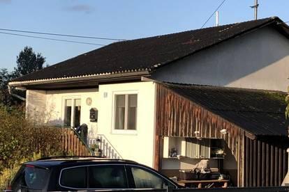 Haus + Keller + Garten
