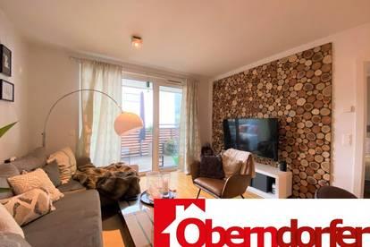 SUBURB   Zwei-Zimmer-Wohnung mit TG   BERGHEIM