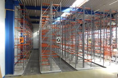 Multifunktions-/Hochregallagerhallemit großer Ausstellungsfläche undBüroräumen in Salzburg-Hallwang