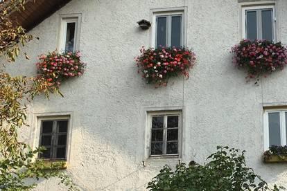 SALZBURG-STADT: GNIGL – (Alt-)Bestand auf 1.412 m² Grundstück (Widmung gem FlWPl: GRÜNLAND!)