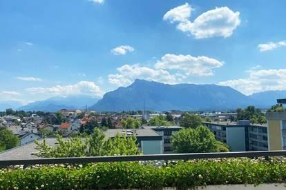 Über den Dächern der Stadt!  115 m² Penthouse mit XXL-Dachterrasse