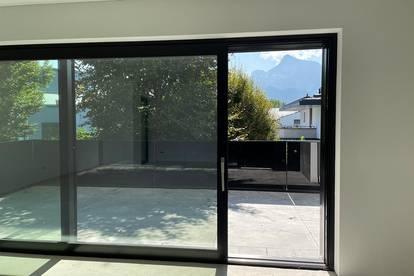 Perfekt gestylt in MORZG - 90 m² Terrassenwohnung mit Erstbezug!