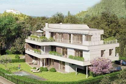 ERSTBEZUG IN AIGEN: Außergewöhnlichen Garten-Maisonette-Wohnung in begehrter Lage!