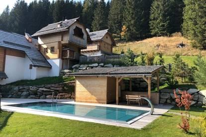 Sehnsucht nach den Bergen? Alpen-Chalet Nähe Bad Kleinkirchheim