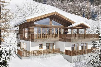 Der Winter kann kommen! Neubau Chalet mit touristischer Nutzungsmöglichkeit in beliebter Urlaubsregion