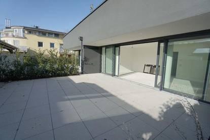 Der nächste Frühling  kommt bestimmt! Neubau Terrassentraum in begehrter Stadtlage