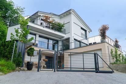Ein Gefühl von Freiheit... Schicke Villa mit unverbaubarem  Wolfgangsee- und Schafbergblick