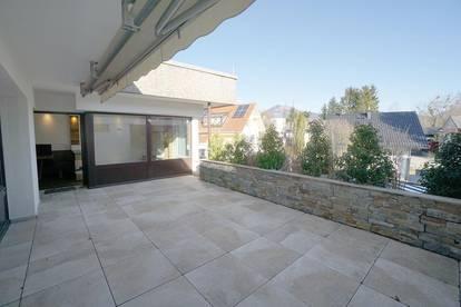 Wohnvorteil in Leopoldskron!  Komplett sanierte Terrassen-Wohnung  in ruhiger Premiumlage