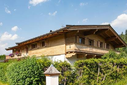 Freizeitwohnsitz-Nahe Kitzbühel! Tolle Dachetage in zentraler Lage mit durchdachtem Grundriss