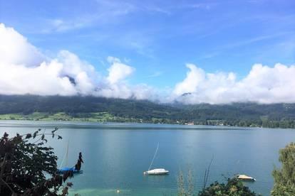 Seeterrassen-Glück! Direkt am Wolfgangsee mit Seezugang und Badesteg!