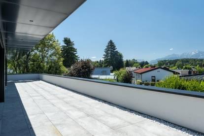 Urbaner Weitblick in Zentrumslage! Dachterrassentraum zum Erstbezug