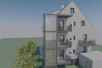 Erholsame vier Wände  nahe dem Salzachkai! 3-Zimmer-Balkonwohnung  in kleinem Bauprojekt