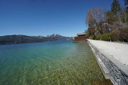 Salzkammergut-Holiday-Style! 3-Zmmer-Wohnung direkt am Wolfgangsee mit Seezugang - Top 11
