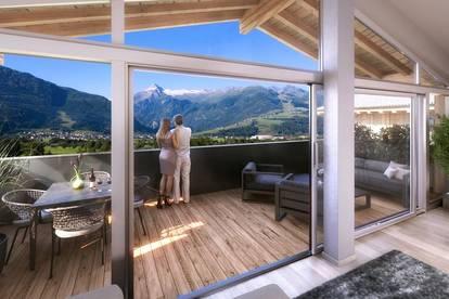SEE, SONNE, SPORT!!!Vier exklusive Wohnträume direkt am Golfplatz von Zell am See