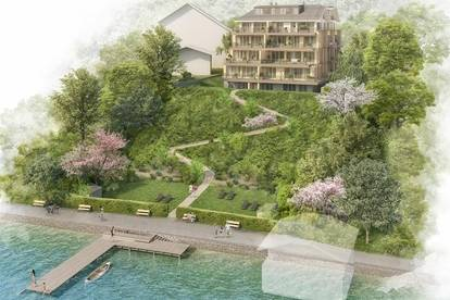 Salzkammergut-Holiday-Style! 3-Zmmer-Wohnung direkt am Wolfgangsee mit Seezugang - Top 6