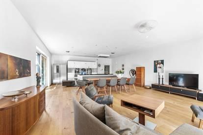 """Modernes & idyllisches Hide-away!4-Zimmer-Wohnung mit """"Haus-im-Haus""""-Feeling"""