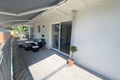 Platzwunder!<br />Moderne 5-Zimmer-Maisonette <br />mit sonniger Dachterrasse