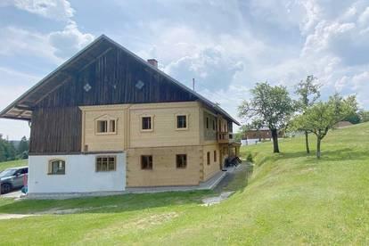 """Hommage an die Vergangenheit!<br />Generalsaniertes Bauernhaus - nahe dem """"Golfclub Sonnberg"""""""