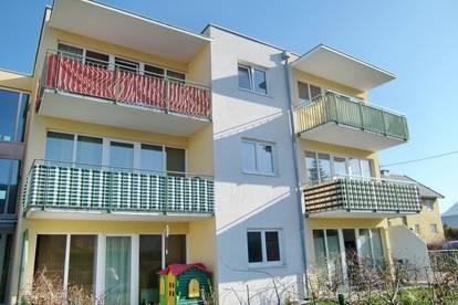 Feine 2-Zimmer-Gartenwohnung in Schallmoos