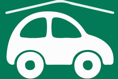 Stapelparkplatz in UNI/Klinik-Nähe